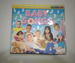 Baby Songs VCD Set
