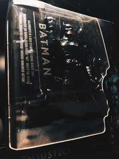 Batman蝙蝠俠 可動式模型