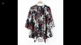 #PRECNY60 Floral Cardigan