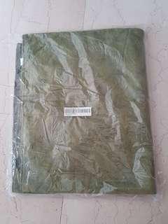 SAF NS Army Green Microfiber Towel
