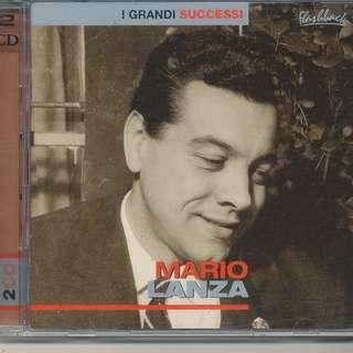 Mario Lanza (2-CD Set) AUDIO CD [za]*