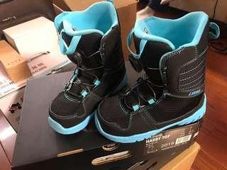 LIDAKIS Youth HABBY TGF kids snowboard boots 兒童滑雪滑板鞋