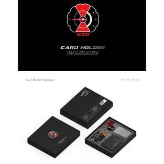 EXO CARD WALLET PACKAGE [LIMITED EDITION]