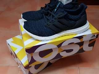 100% Authentic Adidas Ultra Boost 4.0 Parley