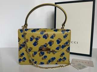 Authentic Gucci Limited Edition Kelly Style Bag