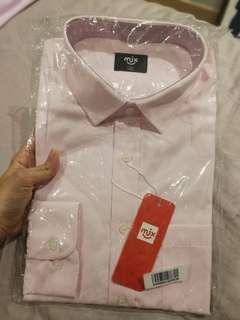 BN formal shirt for work long sleeve