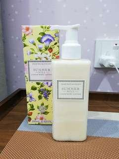 Crabtree & Evelyn Body Lotion Scented original brand new 200ml skin care lotion conditioning moisturiser body Summer Hill #BEAUTY50