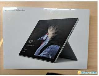 99%新 行貨 Microsoft new Surface Pro 5 / 2017 (Core M3) 連Keyboard
