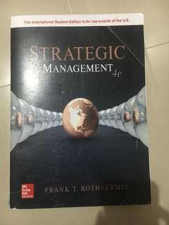Strategic management 4e