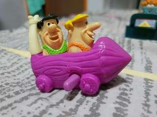 🚚 Flintstones vintage collectibles mcd