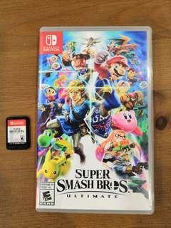 NS - Super Smash Bros