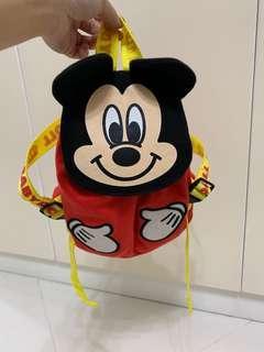Babydoll mickey backpack