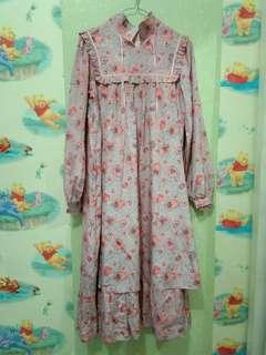 Dress Tunik flower