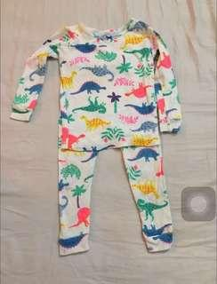 24mo Carter's Sleepsuit/Pyjama