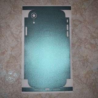 Slickwraps IPhone XR back sticker