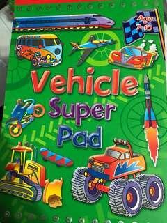 Vehicle Super Pad