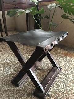 🚚 折疊 皮椅