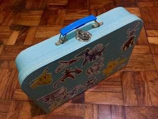 Vintage Doraemon Carton Luggage