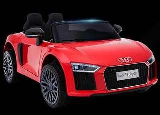 Audi R8 kids electric car with remote control