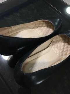 Pazzion black heels