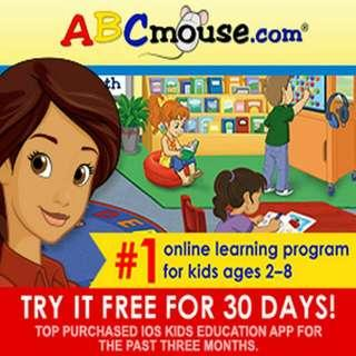 FREE 30 Days Trial For No. 1 Online Kids Learning Program.
