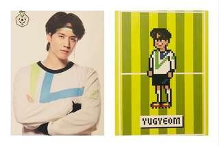GOT7 - 5th Fanmeeting Official Photo Card's