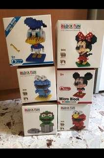 Micro Block toys