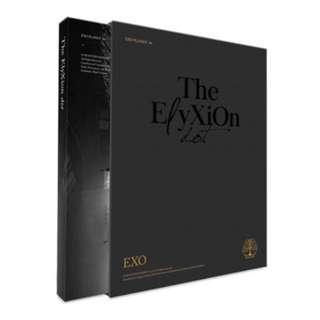 EXO PLANET #4 - The EℓyXiOn [dot] PHOTOBOOK & LIVEALBUM