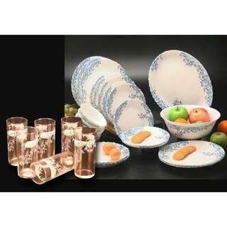26pcs dining set