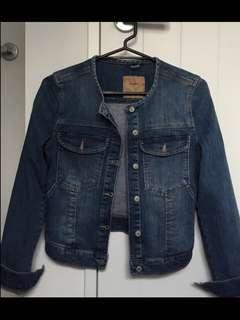 Girlfriend denim / jean jacket