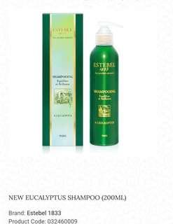 ESTEBEL Eucalyptus(尤加利) Hair Shampoo(200ML)