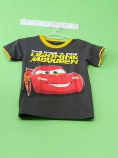Lightning Mcqueen tshirts for sale (for kids)