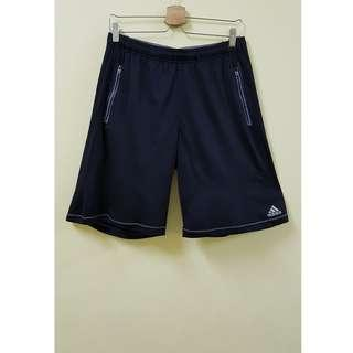 Adidas Climachill Black Short Pants, S. (Original)