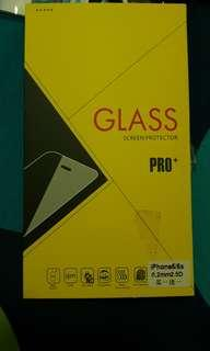 iPhone 5 5c 5s 5SE Tempered Glass #blessing