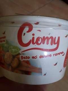 Bakso Ciomy..