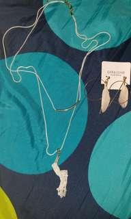 Necklace and Earring #blessing