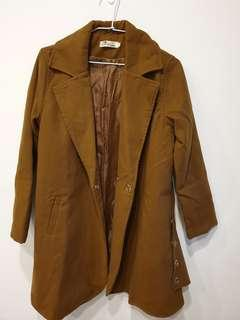 🚚 修身顯瘦大衣