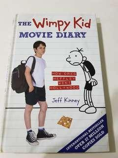 The Wimpy Kid - Movie Diary