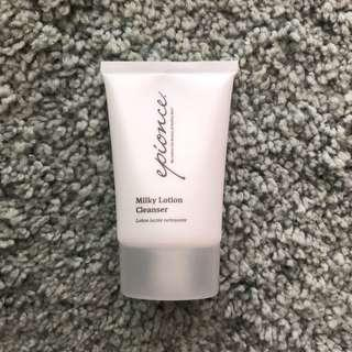 Epionce milky cleanser lotion