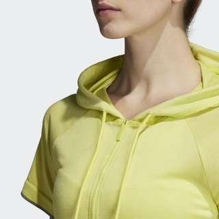 ADIDAS - Short Sleeves Jacket