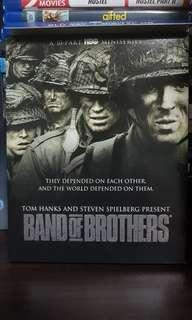 Band of Brothers A 10-Part HBO Miniseries Bluray Blu Ray