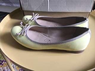 Clarks Flat Shoes UK 4 1/2