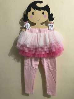 女童長褲 (2個色)