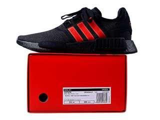 🚚 ADIDAS ORIGINALS NMD_R1 CNY  新年紀念版 黑紅配色 舞獅圖騰 男鞋 限量 G27576