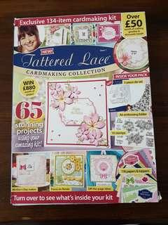 Tattered Lace Cardmaking Collection Kit