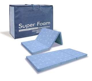 Maxcoil foldable mattress 4inch