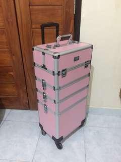 Multi level travel caddy