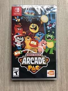 🚚 Nintendo Switch Namco Museum Arcade Pac