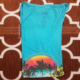 AUTHENTIC ONEILL SUMMER BLOUSE