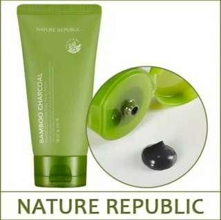 Nature Republic Bamboo Charcoal